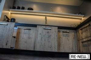 Re-New keuken voor op de site 1